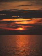 Un coucher ce soleil