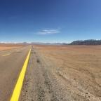 De la Patagonie au désert d'Atacama